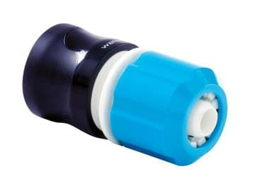 Flopro+ Water Stop Hose Connector 12.5mm (1/2in)